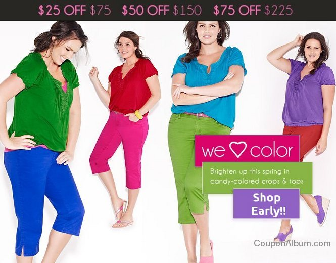 lane bryant shop more save more offers