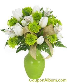 little bit of luck bouquet