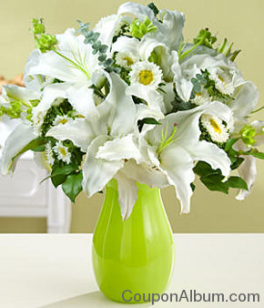 patricks day bouquet