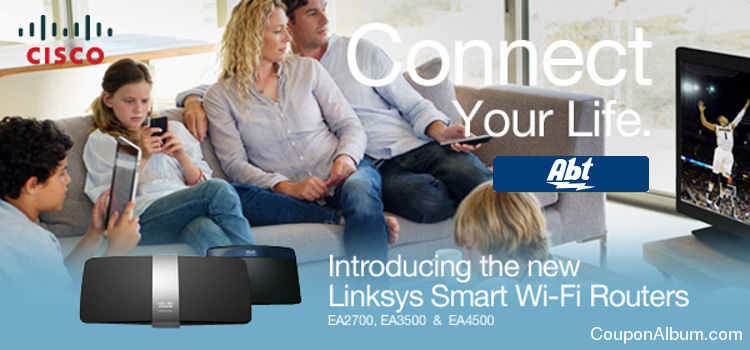 Linksys Smart Wi-Fi Routers