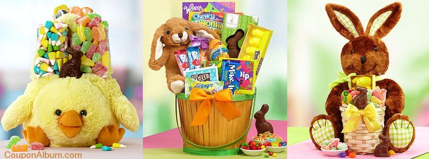 1-800 Baskets Easter Gift Coupon