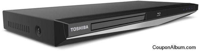 Toshiba BDX5300 3D Blu-ray Player