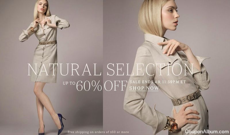 Anne Klein Natural Selection