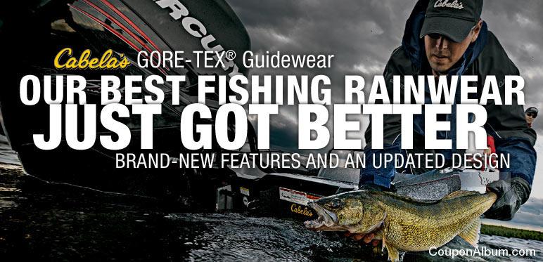 Cabela's GORE-TEX Guidewear