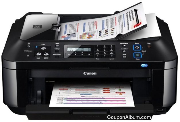 Canon PIXMA MX410 All-In-One Printer