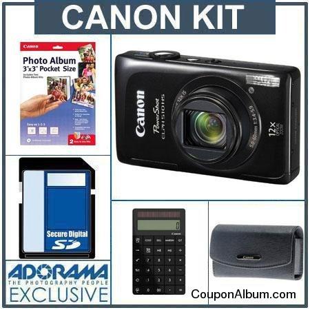 Canon PowerShot ELPH 510HS