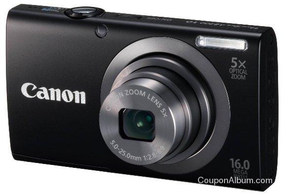 Canon Powershot A2300 Digital Camera