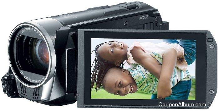 Canon VIXIA HF R30 HD Camcorder