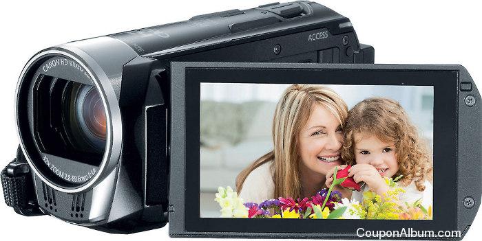 Canon VIXIA HF R32 HD Camcorder