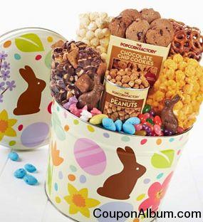Chocolate Bunny Snack Assortment