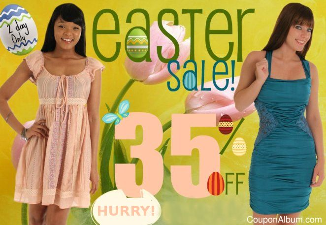 DH Styles Easter Sale