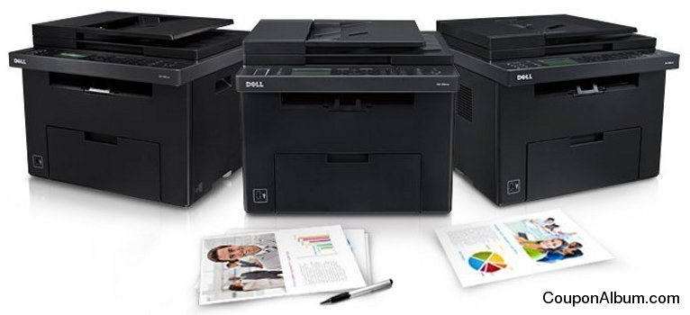 Dell 1355cnw Multifunction Printer