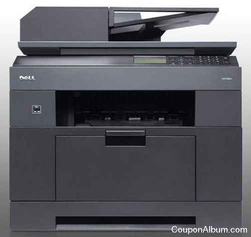 Dell 2335DN Multifunction Laser Printer