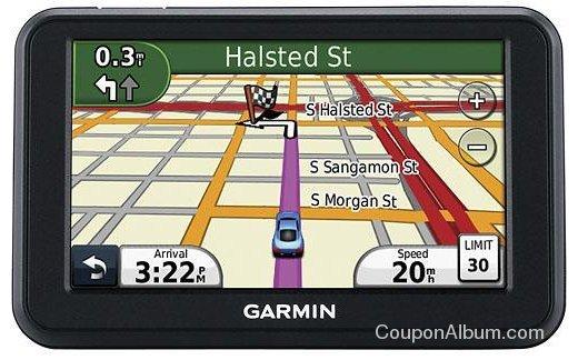 Garmin nuvi 40 GPS navigator