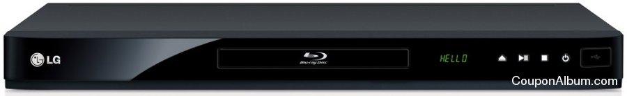 LG BD611 Blu-ray Disc Player