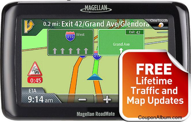 Magellan RoadMate 2136T-LM GPS Navigator