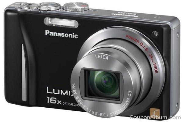 Panasonic Lumix DMC-ZS8K