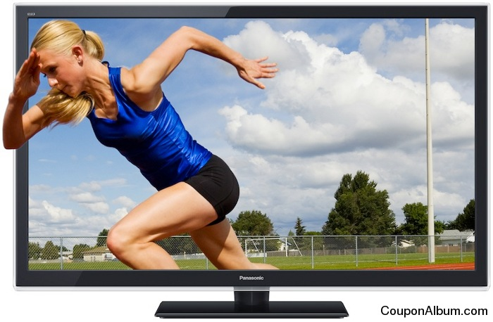 Panasonic TC-L47ET5 Smart VIERA 3D LED HDTV