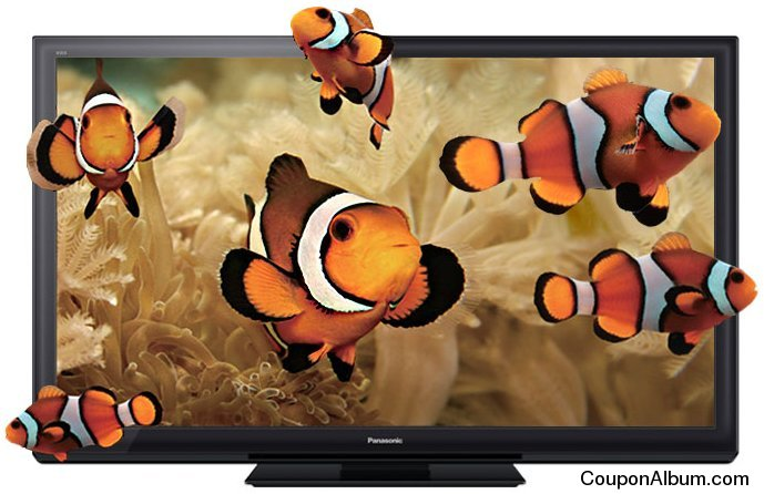 Panasonic Viera TCP65ST30 3D Plasma HDTV