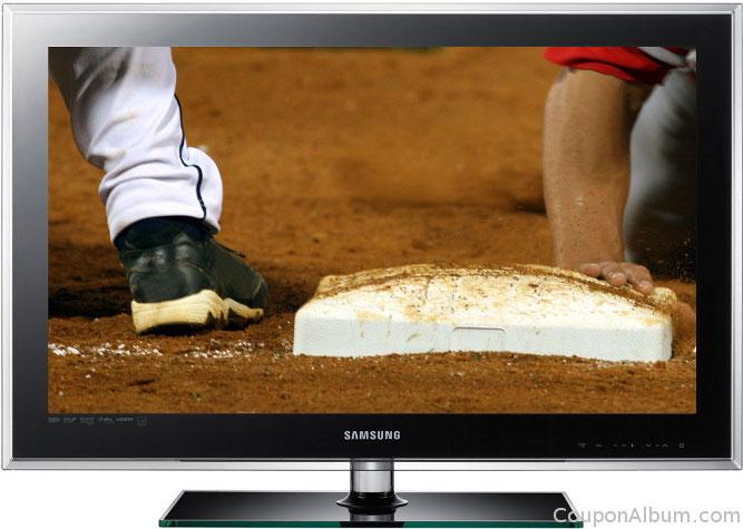 Samsung LN40D550 LCD HDTV