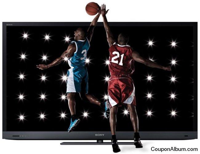 Sony Bravia KDL-46EX720 3D LED HDTV