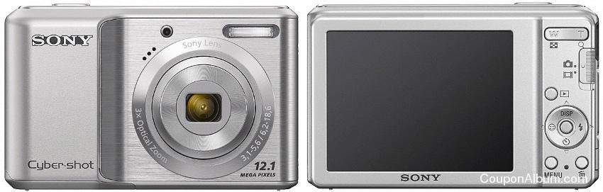 Sony Cyber-shot S2100