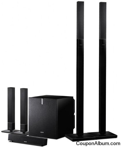 Sony SA-VS310 5.1-Channel Speaker System