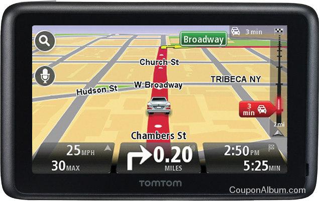 TomTom GO 2535 TM WTE GPS Navigator