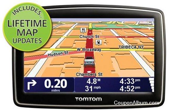 TomTom XL 340M GPS Navigator