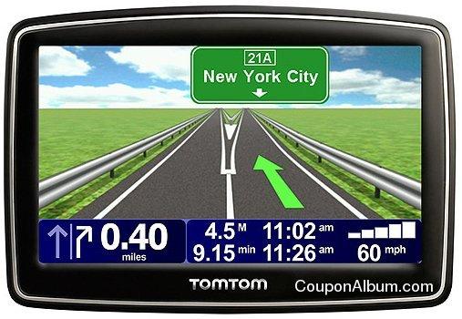 TomTom XXL 550M GPS Navigator
