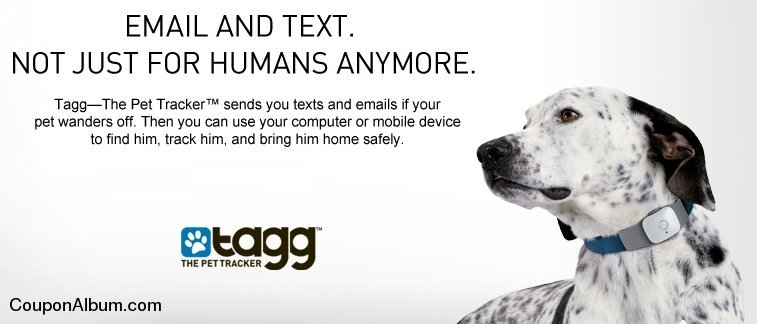 Tagg Pet Tracking System