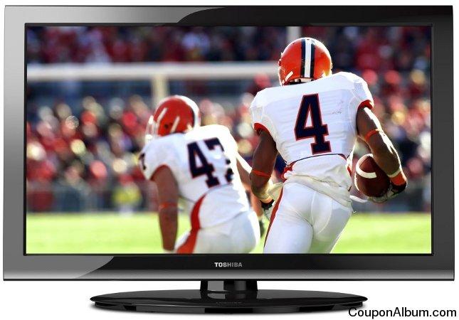 Toshiba 40E220U LCD HDTV