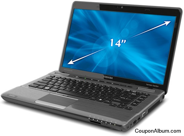 Toshiba Satellite P740D