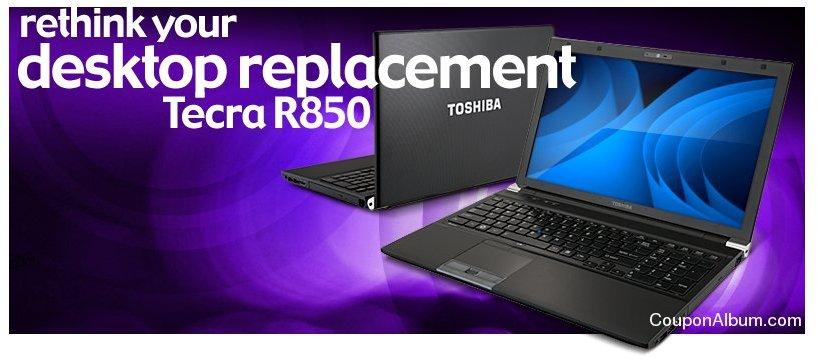 Toshiba Tecra R850