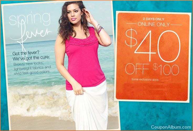 lane bryant spring fever