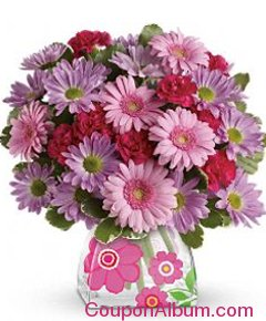 perfect in pink bouquet