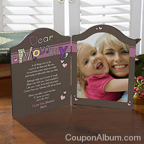 personalized photo plaque