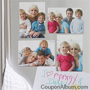 picture perfect personalized magnet set