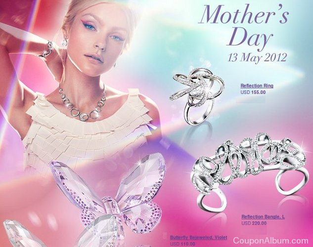 swarovski mothers day gifts