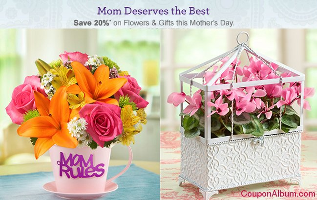 1800flowers mothers day gifts