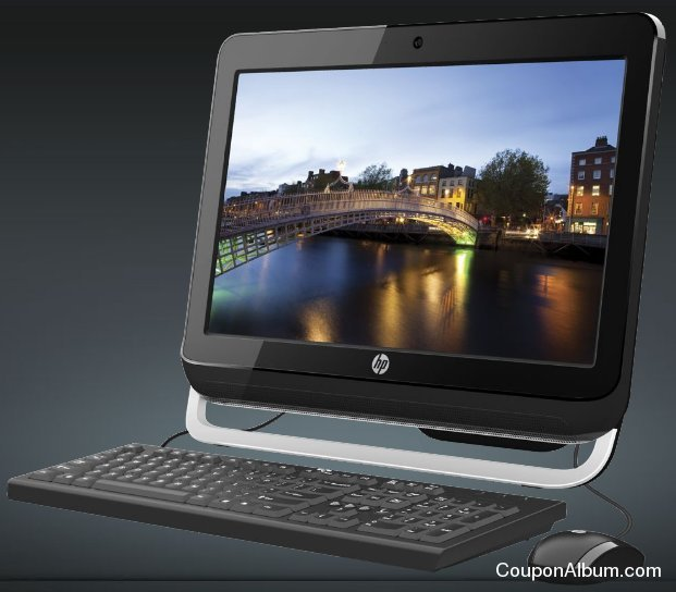 HP Omni 120-1125 All-in-One PC