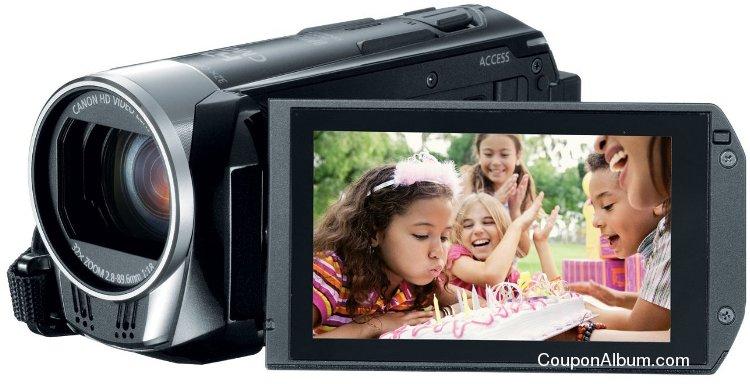 Canon VIXIA HF-R300 HD Camcorder