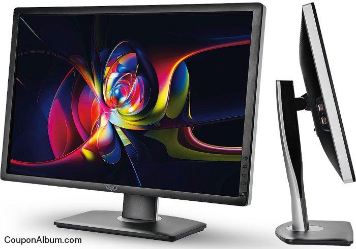 "Dell UltraSharp U2412M 24"" Monitor"