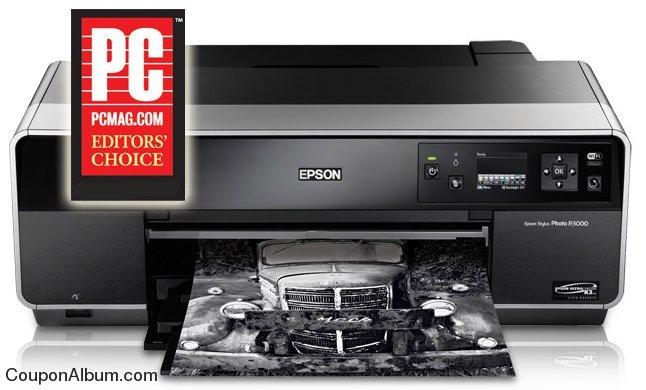R3000 stylus printer inkjet photo epson