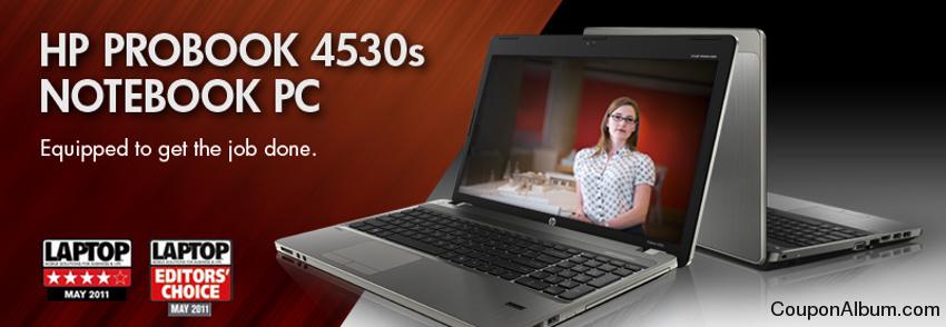 HP ProBook 4530s Notebook PC