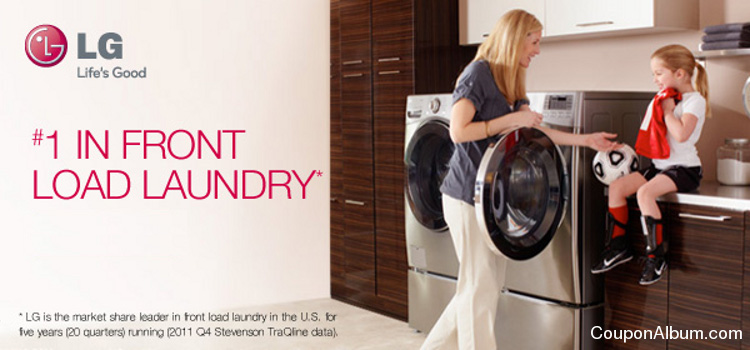LG Front Load Washers