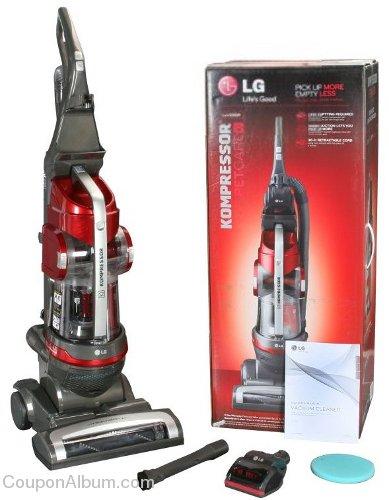 LG LuV200 Kompressor Upright Vacuum Cleaner