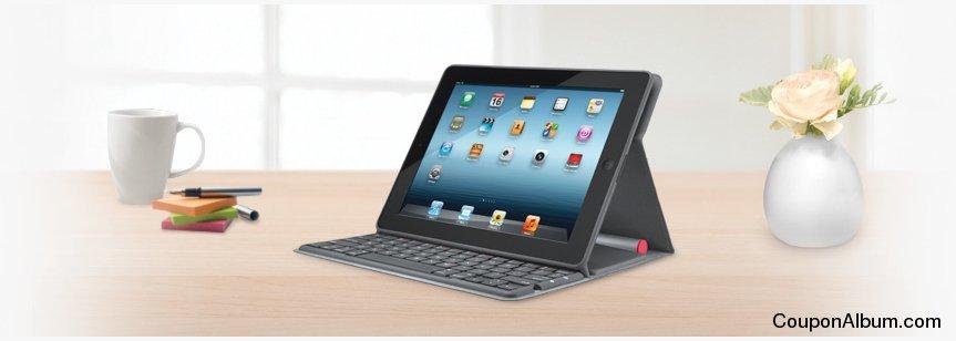 Logitech iPad accessories
