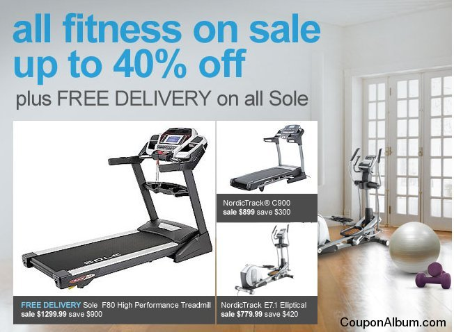 Sears Fitness Equipments