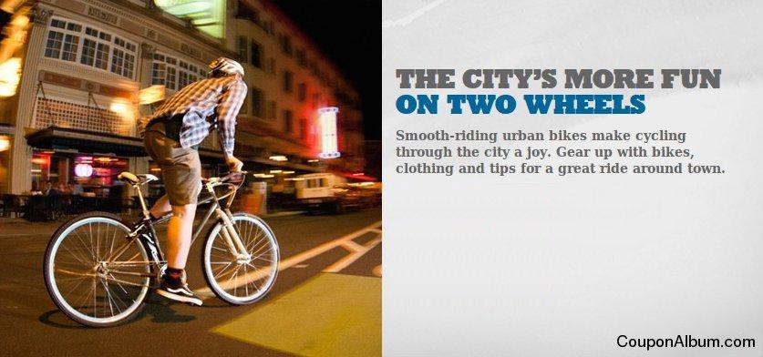 REI Urban Cycling